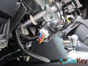 תיקון מתג הצתה לרכב ניסן קשקאי 2010