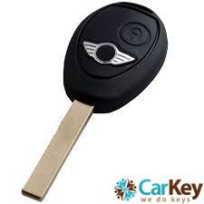 שכפול מפתח לשלט לרכב MINI COOPER
