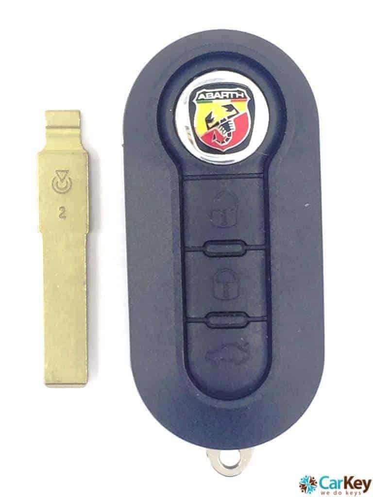 שכפול מפתח לרכב FIAT ABARTH