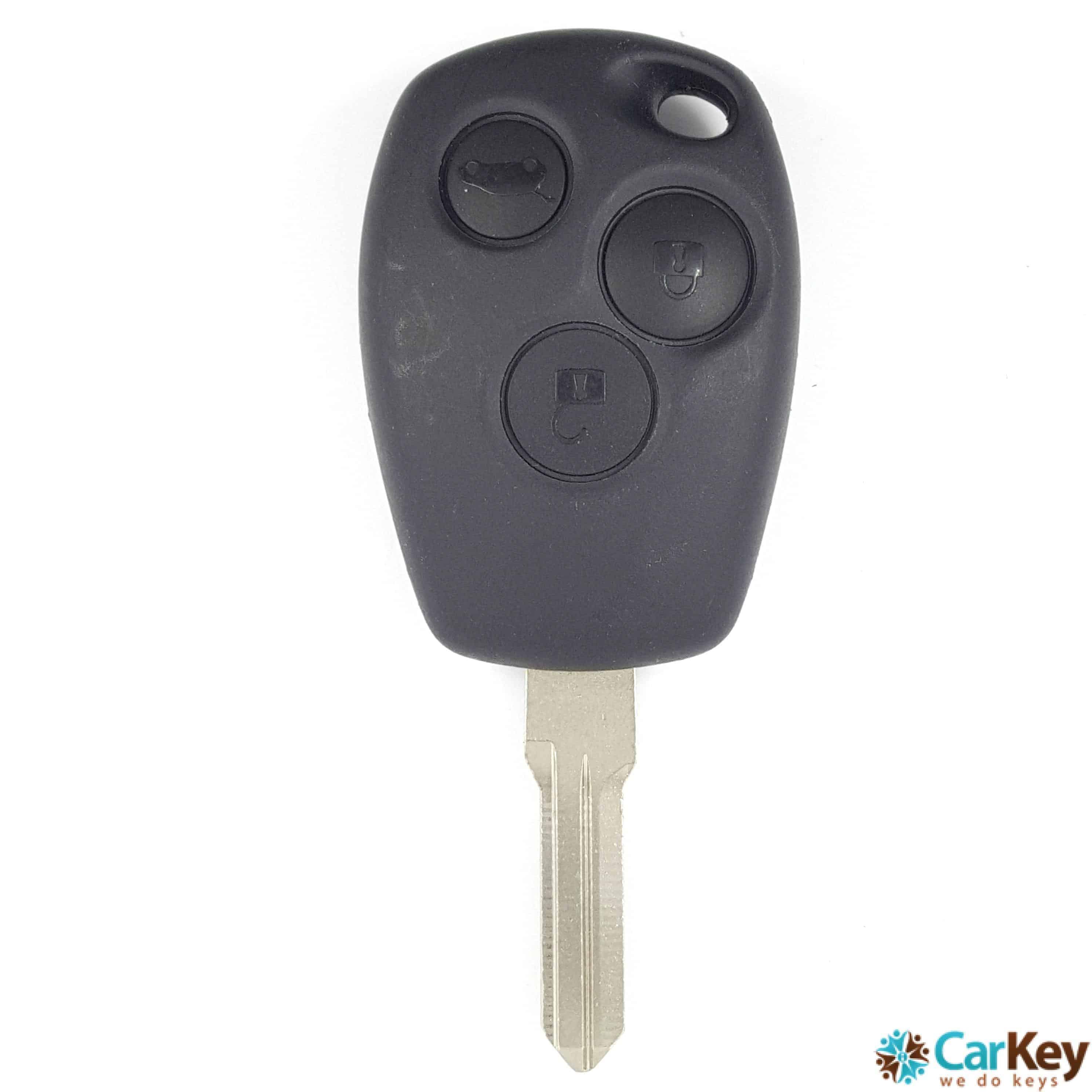 מפתח שלט לרכב דאצ'יה