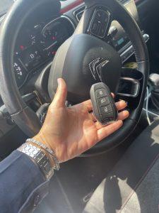 שכפול מפתח לרכב בתל אביב